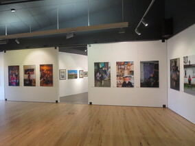 Tony Carter photography exhibition at Percy Thomson Gallery