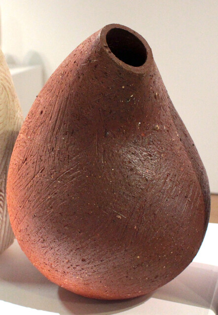 Hue — Gourd Form - Dorothy Waetford, Wood-fired driving creek clay$420 SOLD